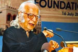 Changing scope: Chairman Yash Pal says the committee is looking into the issues of curriculum changes and academic structures at universities rather than getting into the functioning of the UGC-AICTE.