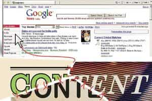 New controversy: Some publishers had complained when Google News added advertising to its search results.