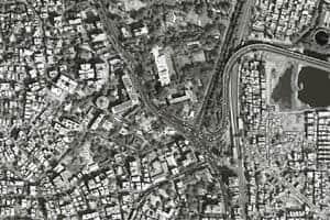 Hyderabad Satellite Map Bhuvan: Isro's answer to Google Earth