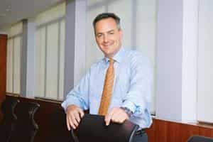 Increased liquidity: JPMorgan's Adrian Mowat says the Indian economy is now benefiting from the opening up of capital and credit markets.  Ashesh Shah/Mint