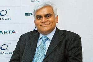 Key strength: KPIT Cummins MD and CEO Kishor Patil.