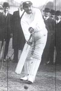 A file photo of K.S Ranjitsinhji, after whom the Ranji Trophy is named.