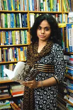 Aspiring for change: Tamil poet Meena Kandasamy is one of a growing band of Dalit intellectuals who look at English as a key to progress.