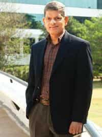 Local vision: Sanjay M. Correa managing director of GE's John F. Welch Technology Centre says localization is key, though its timescale and magnitude depend on the needs of the Indian market. Jagadees