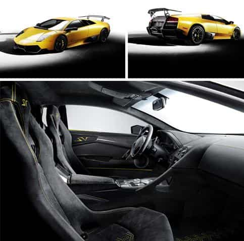 Limited Edition Lamborghini Launched In India