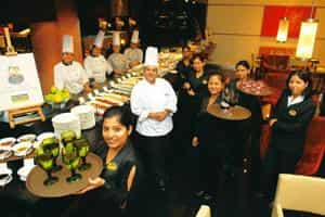 Dim view: West View's all-women staff makes it a trailblazer, but its name says nothing about the food or its location. Hemant Mishra / Mint