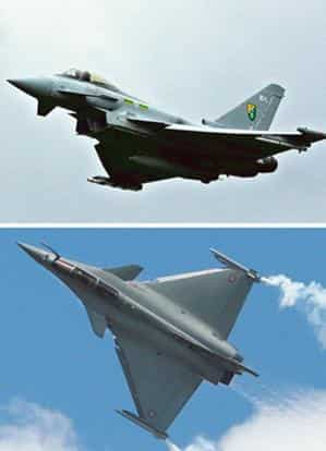 Rafale Vs Typhoon Analysis