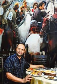 Afghan flavours: Chef Kabir Khan. Priyanka Parashar/Mint