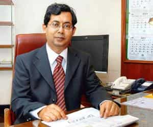 At the helm: Newly appointed Nabard chairman Prakash Bakshi.