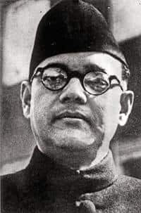 Note: Bose calls Netaji's association with Hitler a 'pact with a devil'. Keystone/Getty Images