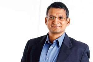 Scaling up: Manoj Gupta.