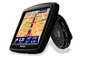 Via by TomTom. Guidance, turn-by-turn instructions, ease of use and detailed maps are areas where GPS navigators score over smartphone options.