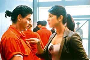 A scene from Don 2.