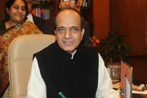A file photo of railway minister Dinesh Trivedi.