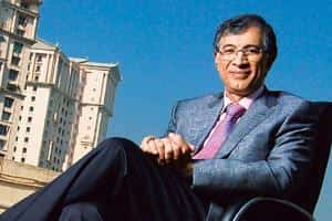 Weathering the storm: Hiranandani says controversies have not affected the group's brand. Photo by Abhijit Bhatlekar/Mint.