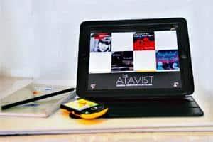 Digitized stories: Sites like The Atavist publish long-form articles. Photo: Priyanka Parashar/Mint