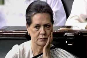 A file photo of UPA chairperson Sonia Gandhi. (AP)