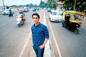 Web first: Vipul Kasera says CommuteEasy now has 20,000 people using its service. Photo by Aniruddha Chowdhury/Mint.