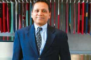 Silver lining: Ratha says the rupee-dollar rate has made Indian assets attractive for NRIs.