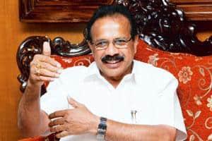 Project shelved: Former Karnataka chief minister Sadananda Gowda.