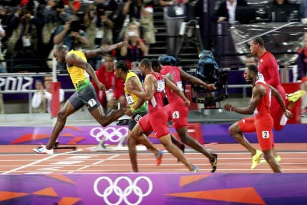 Usain Bolt's Olympics feat just widened the gender gap