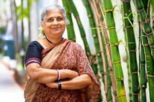 Sudha Murty | Who are these people to talk about what girls