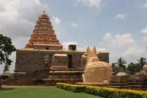 The well in Gangai Konda Cholapuram (a Unesco Heritage site) is murky and filled with filthy water. Photo: Wikimedia Commons