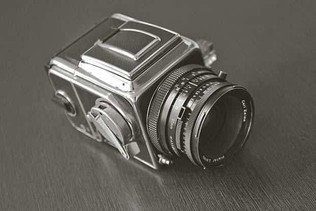 Hasselblad, once a status symbol, was best known for its medium-format cameras, great for studio portraits, advertising and corporate photography.