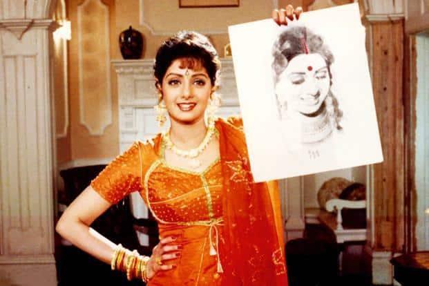 Lamhe: Pooja and Pallavi
