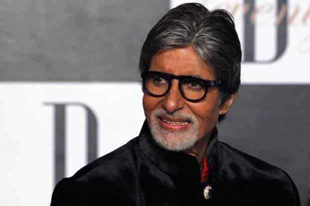 India's best-known filmstar Amitabh Bachchan turns a sprightly 70 today. AP