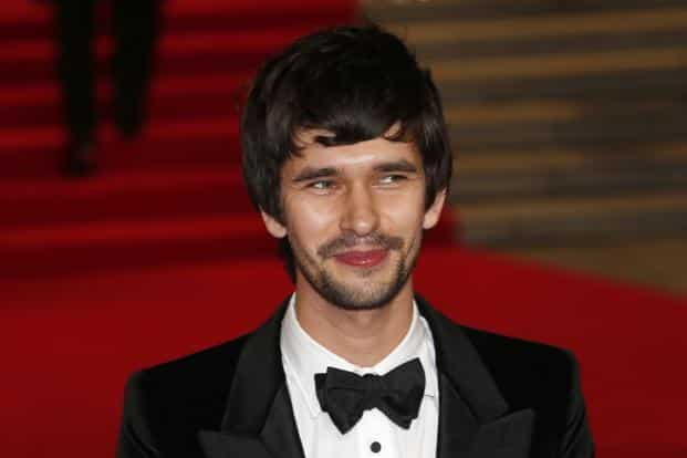 Actor Ben Whishaw, who is the new Q in