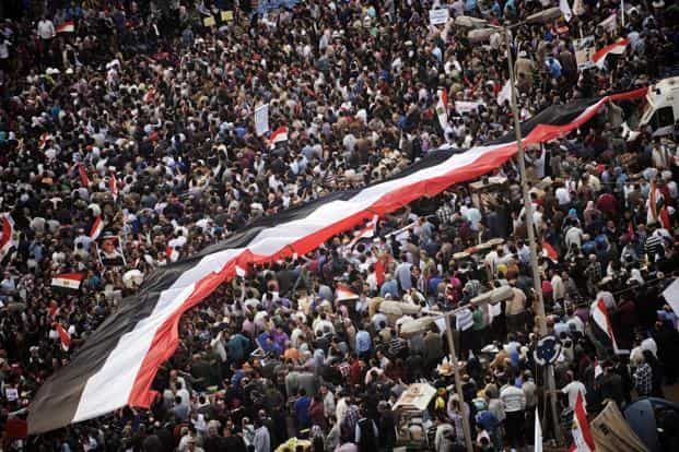 The planned demonstrations come a day after Mursi met with the country's top judges in a bid to defuse the crisis over the decree that has sparked deadly clashes and prompted judges and journalists to call for a strike. AFP