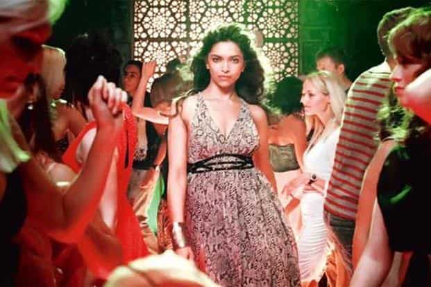 Deepika Padukone's part in Race 2 is inconsequential.