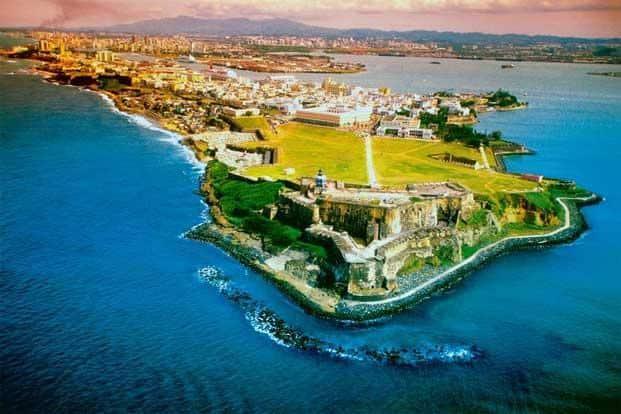 San Juan Puerto Rico The Un Beach