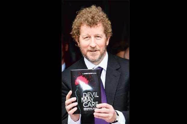 British author Sebastian Faulks managed to turn over a successful James Bond novel in 2008. Photo: Dan Kitwood/Getty Images