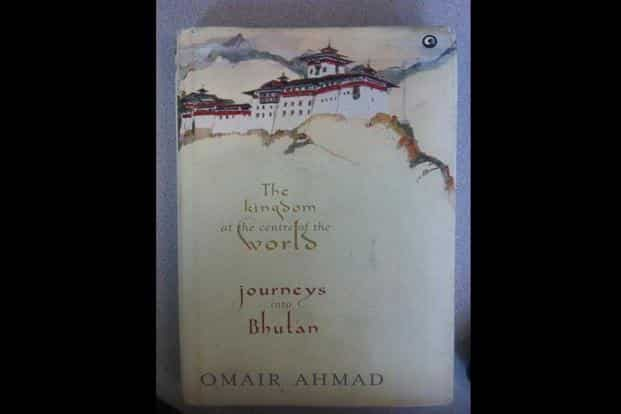The Kingdom at the Centre of the World: Journeys Into Bhutan: Omair Ahmad, Aleph Book Company, 231 pages, Rs495