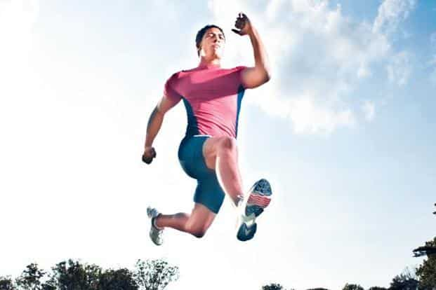 Compression garments help physical performance