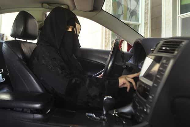 Amnesty International said on Thursday that the driving ban is discriminatory and demeaning to women and must be overturned immediately. Photo: Reuters