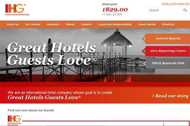 InterContinental Hotels, Brigade Enterprises to build 10 hotels