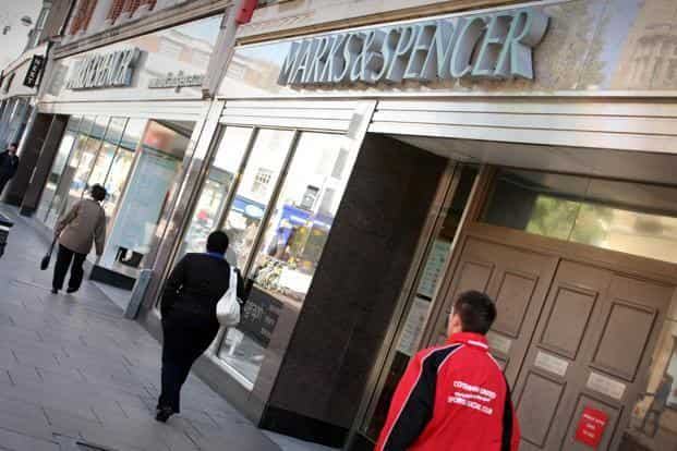 Marks & Spencer runs its business in India through a 51:49 joint venture with Reliance Retail. Photo: Bloomberg