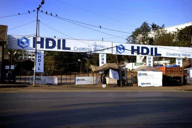 Shares of HDIL rose 2.41% to `42.5 on BSE at 2.00pm, while the exchange's benchmark Sensex index gained 1.15% to 20,425.79 points. Photo: Abhijit Bhatlekar/Mint