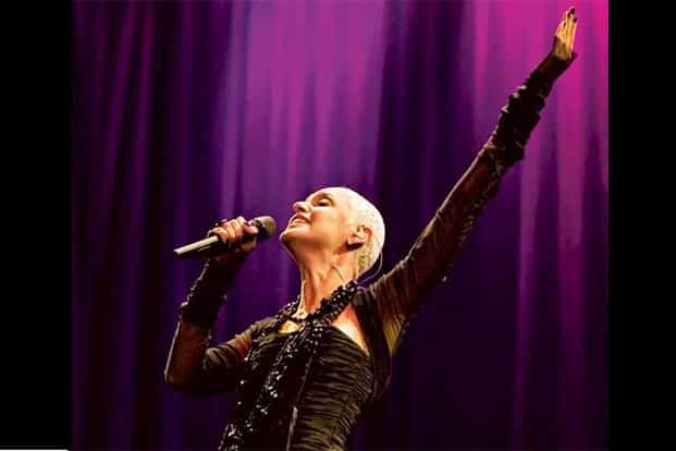 Singer Mariza is among the younger artistes who mix and match folk music, rock and pop to give fado a contemporary twist. Photo: José Goulão/Wikimedia Commons