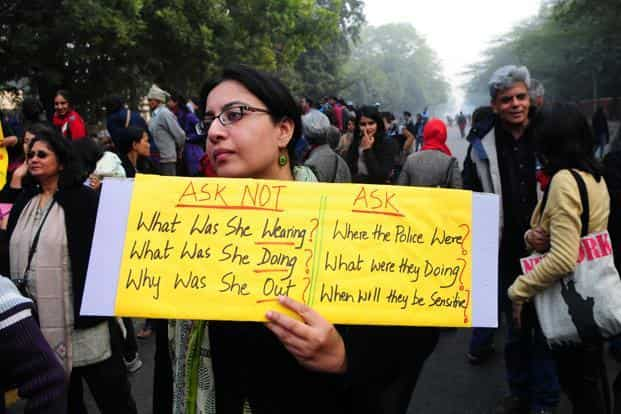 Based on the recommendations made by a panel headed by late chief justice of India J.S. Verma after the Delhi gang-rape in December last year, the new Act continues to retain its asymmetry when assessed from a gender-neutral point of view. Photo: Ramesh Pathania/Mint