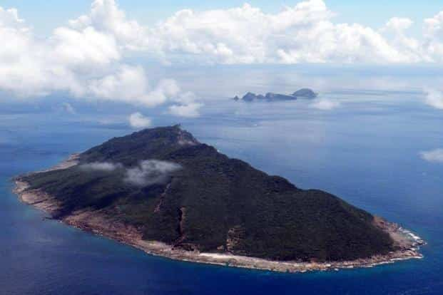 China's ADIZ over the disputed Senkaku/Daioyu islands is, clearly, designed to challenge the status quo rather than protect its sovereign territory. Photo: AFP