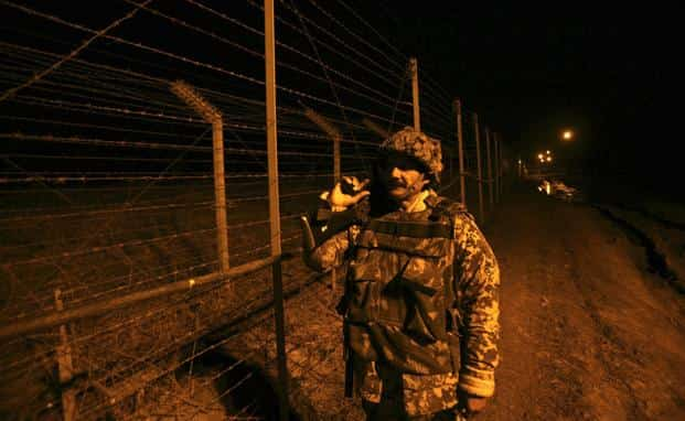 The already strained bilateral relations took a hit when two Indian soldiers were killed by Pakistani troops along the LoC in January. Photo: Reuters