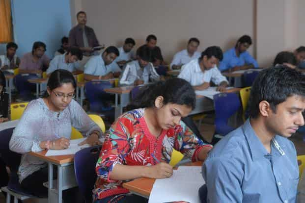 Currently, the JEE-Main is used as a selection examination for all central government-funded technical schools. Photo: Hemant Mishra/ Mint