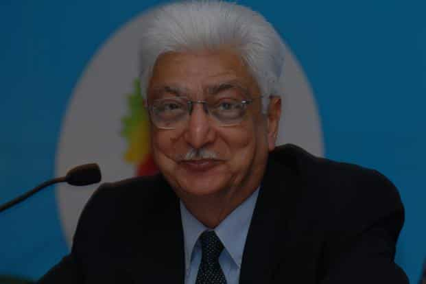 Wipro chairman Azim Premji. Photo: Hemant Mishra/Mint