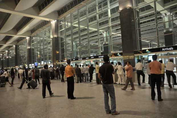 DGCA, in its report released on Tuesday, said 5.58 million passengers travelled by air in December, 3.37% more than in the same month last year. Photo: Aniruddha Chowdhury/Mint