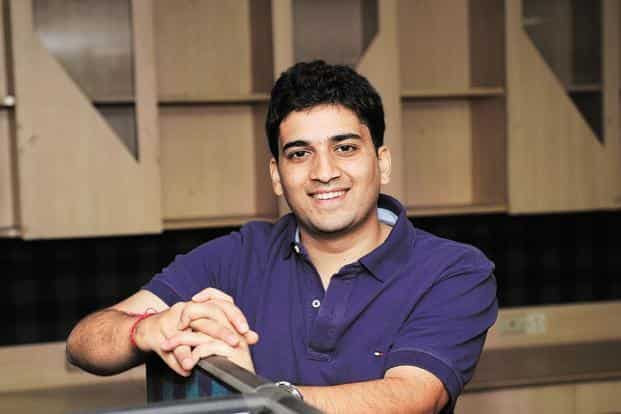 doodleblue chief executive officer Atishe Chordia . Photo: Sharp Image
