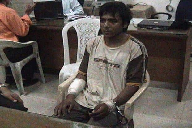 Mohammed Ajmal Kasab, the only Pakistani terrorist caught alive during the 26 November 2008 attack on Mumbai, is sentenced to death by the Bombay high court on 6 May. Reuters